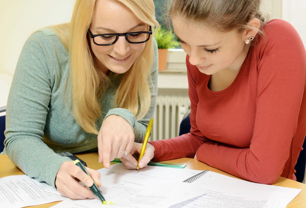 Nachhilfeunterricht im Fach Mathematik